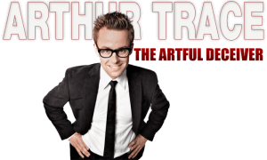 Magician Arthur Trace The Artful Deceiver on ActingUpRadio.com 2