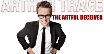 Magician Arthur Trace The Artful Deceiver on ActingUpRadio.com 3