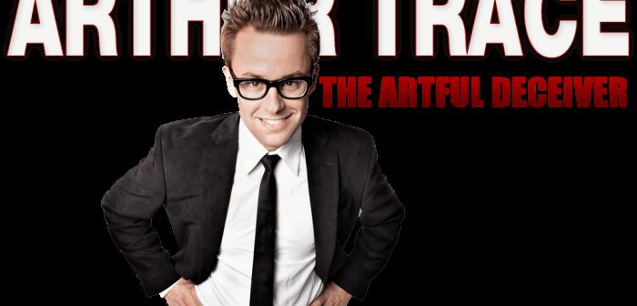 Magician Arthur Trace The Artful Deceiver on ActingUpRadio.com 1