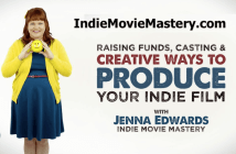 Award-winning producer Jenna Edwards & creator of IndieMovieMastery.com on ActingUpRadio.com 2