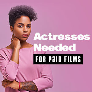 Actresses Wanted